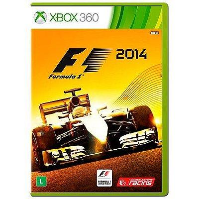 Formula 1: 2014 - Xbox 360