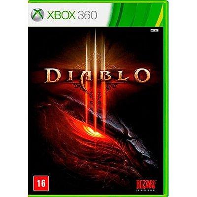 Diablo Iii - Xbox 360