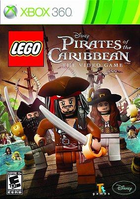 Lego Pirates Of The Caribbean - X360 - Disney