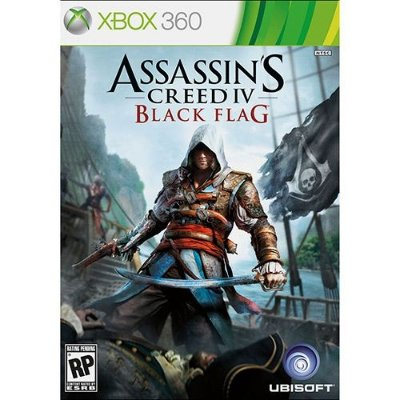 Assassin'S Creed Iv: Black Flag Limited Edition - Xbox 360