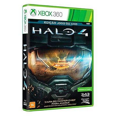 Halo 4 (Edição Jogo Do Ano) - Xbox 360