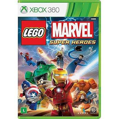 Lego Marvel Br - Edição Limitada - Xbox 360