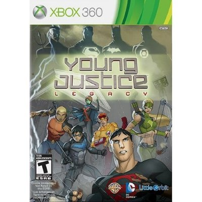 Young Justice - Legacy Maj - Xbox 360
