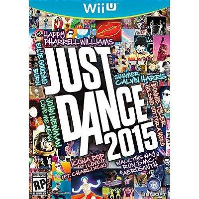 Just Dance 2015 - Wii U