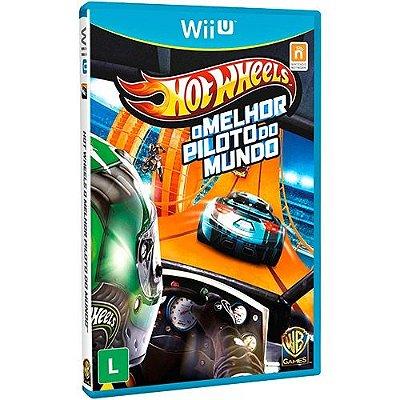 Hot Wheels - O Melhor Piloto Do Mundo - Wii U