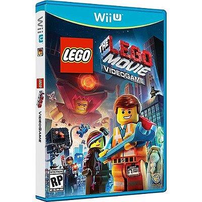 The Lego Movie Br - Wii U