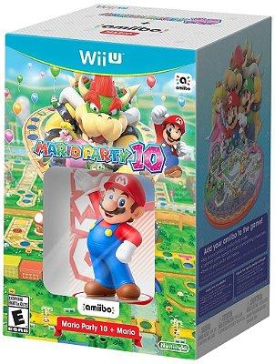 Mario Party 10 Amiibo Super Mario - Wii U