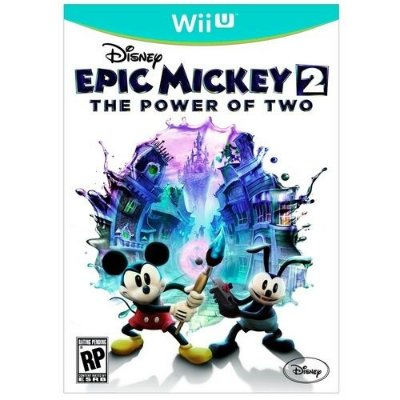 Epic Mickey 2: The Power Of Two - Wii U