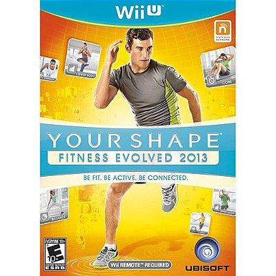 Your Shape 2013 - Wiiu