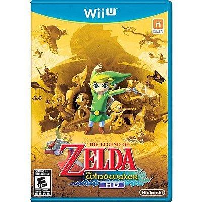 The Legend Of Zelda: The Wind Waker Hd - Wii U