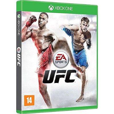 Ufc Br - Xbox One