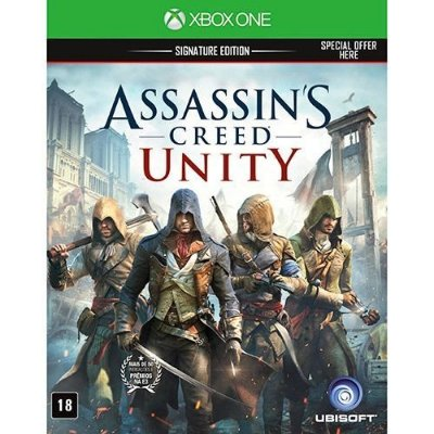 Assassin'S Creed Unity: Signature Edition - Xbox One