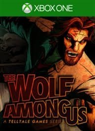 The Wolf Among Us: A Telltale Games Series - Xbox One