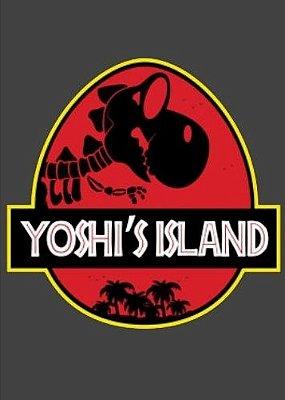 Camiseta Yoshi Island