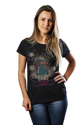 Camiseta Alice Adventures In Wonderland