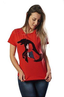 Camiseta Little Red Riding Hood