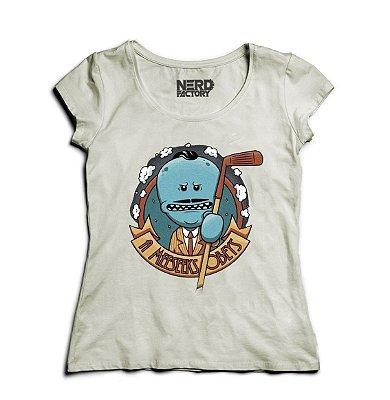 Camiseta Meeseeks Obeys