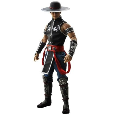 Kung Lao - Mortal Kombat - World Box