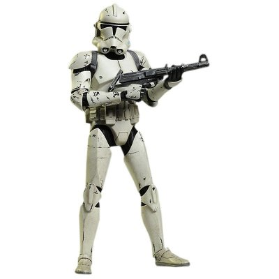 Shiny Clone Trooper Deluxe - Star Wars - Sideshow Collectibles