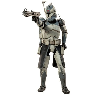 Commander Wolffe - Star Wars - Sideshow Collectibles