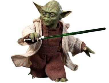 Yoda Jedi Master - Sideshow Collectibles