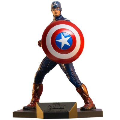 Captain America 1/10 The Avengers Chris Evans Iron Studios