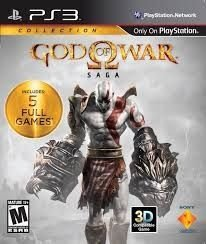 God Of War Saga - Ps3