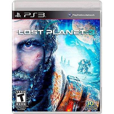 Lost Planet 3 (Versão Em Português) - Ps3