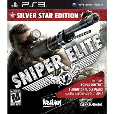 Sniper Elite V2: Silver Star Edition - Ps3