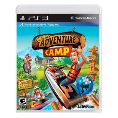 Adventure Camp - Ps3