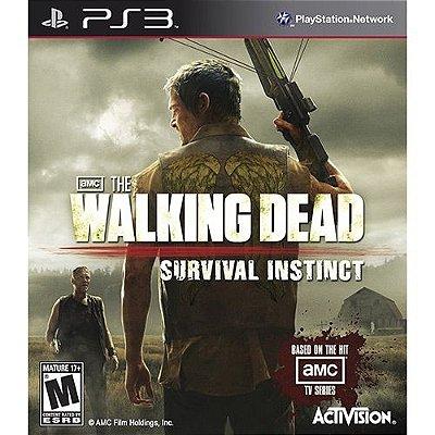 The Walking Dead: Survival Instinct - Ps3