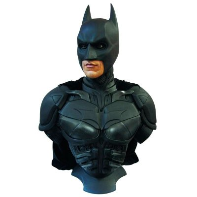 Batman - The Dark Knight Life-Size Bust - Hollywood C.
