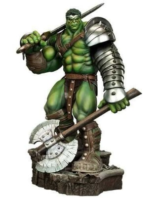 King Hulk Premium Format - Sideshow Collectibles