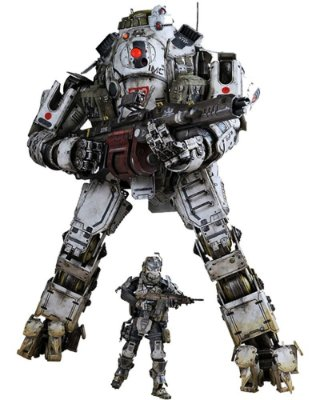 Atlas - Titanfall - Threea