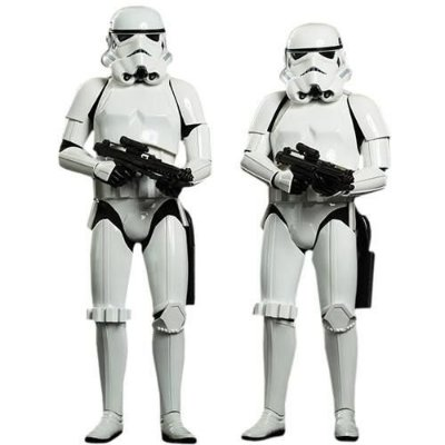 Stormtroopers Collectible Set - Star Wars - Hot Toys