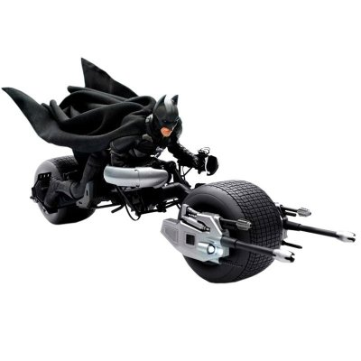 Batpod Hot Toys - Moto Batman (Mms177) 1:6