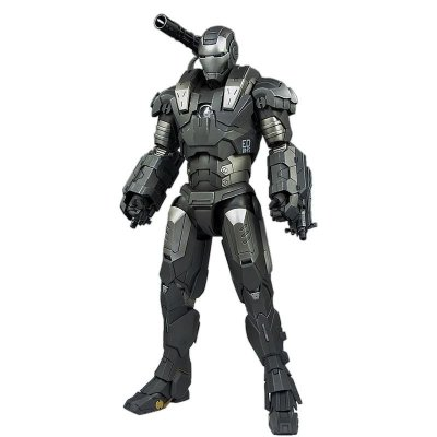 War Machine Iron Man 2 Hot Toys (Mms120) Don Cheadle 1:6