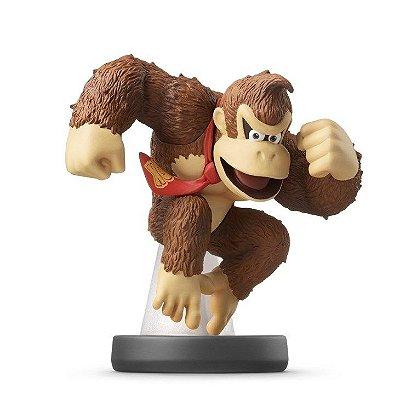 Donkey Kong Amiibo Figure Nin