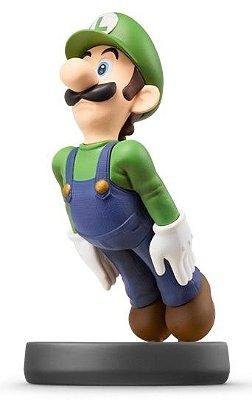 Luigi Amiibo Figure Nin