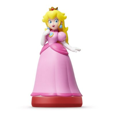 Peach - Super Mario Series Amiibo Figure