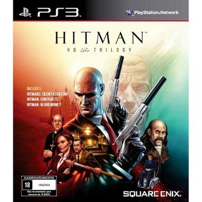 Ps3 - Hitman Trilogy