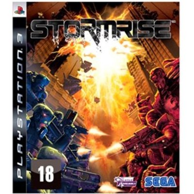 Ps3 - Stormrise