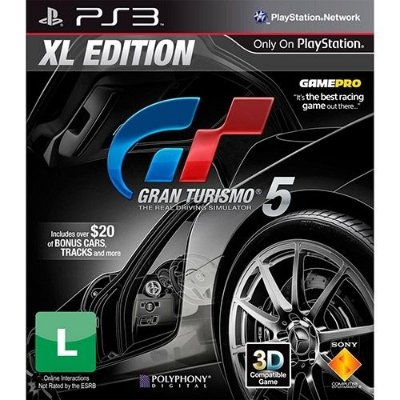 Ps3 Gran Turismo 5: Xl Edition