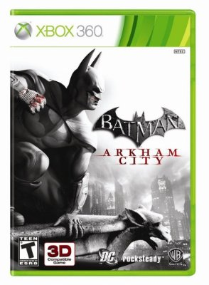 Xbox 360 Batman Arkham City