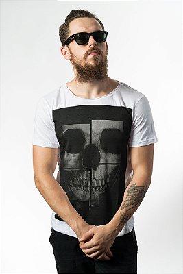 Camiseta Skull Mirror