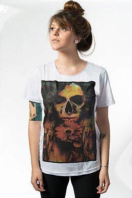 Camiseta Love Skull