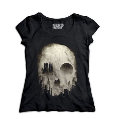 Camiseta Skull City