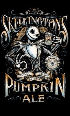 Camiseta Skelation Pumpkin