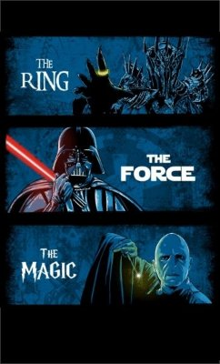 Camiseta The Ring The Force The Magic
