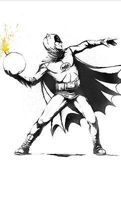 Camiseta Batman Bomb